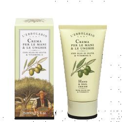 Crème mains Olive