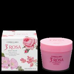 Crème corps 3 Rose