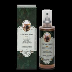 Déodorant Aqua Verde