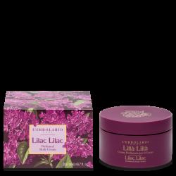 Crème Parfumée Corps Lilas...