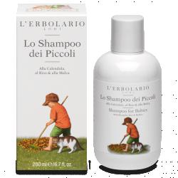 Le shampoing doux pour bébé...