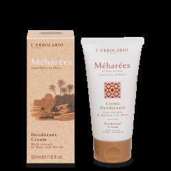 Déodorant Crème Méharées