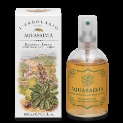 Lotion déodorante Aquasalvia