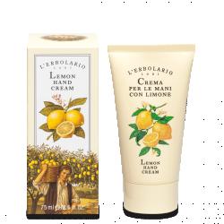 Crème pour les mains au citron